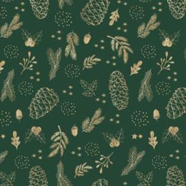 Cadeaupapier Green nature (50cm)