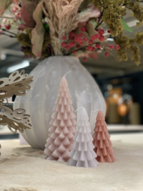 Kaarsen kerstbomen set (3st)