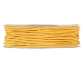 Elastisch koord geel (3m)