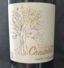 Domaine de Chastelet Bordeaux 2015