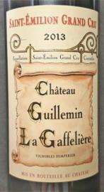 Château Guillemin la Gaffelière Grand Cru 2013