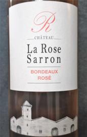 La Rose Sarron Bordeaux Rosé 2019
