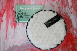 Wasbare Make-Up Pad Wit