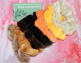 Scrunchie Set Cozy