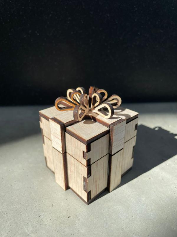Cadeaudoosje klein