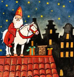 Sinterklaas | Losse afbeelding (Grote Wissellamp)