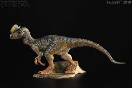 Dilophosaurus Green day Rebor