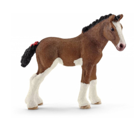 Clydesdale foal Schleich 13810
