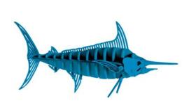 Zwaardvis 3D paper model