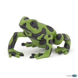 Groene   Equatoriale kikker Papo 50176