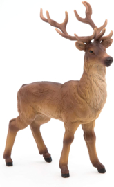 Red Deer  male Papo 53008