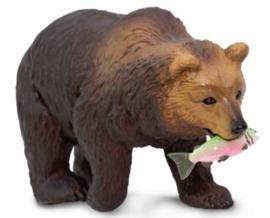 Grizzly beer met vis   S281929