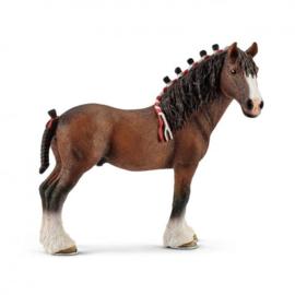 Clydesdale stallion Schleich 13808
