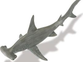 Hamerhaai (Serie Mometerey Bay Aquarium)  grijs