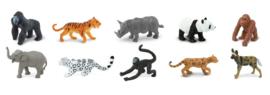 Bedreigde landdieren