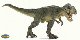 T-rex rennend groen   Papo 55027