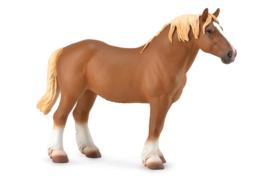 Belgisch trekpaard merrie XL 1:20 CollectA 88819