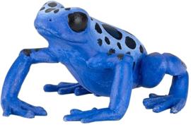 Blauwe Equatoriale kikker  Papo 50175