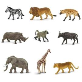Zuid Afrika wilde dieren toob Safari Ltd S100409