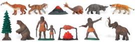 Prehistorisch leven toob S681004