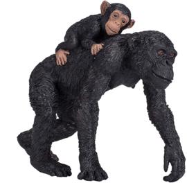 Chimpanzee + baby  Mojo 387264