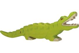 Krokodil Holztiger