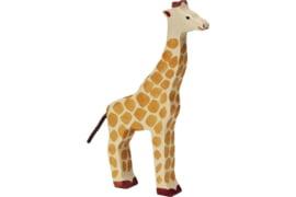 Giraffe Holztiger