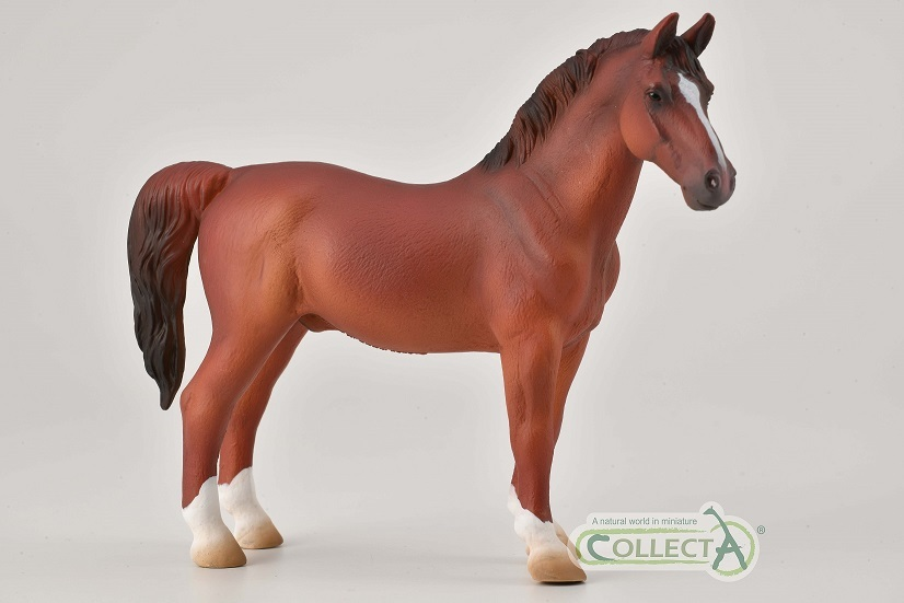 collecta 2021 hackney horse