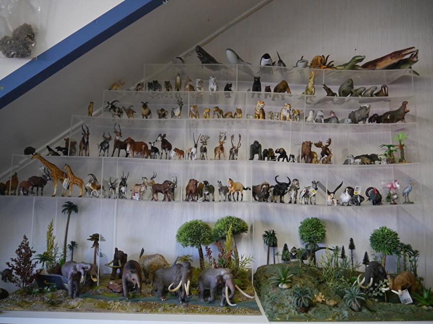 dierfiguren verzameling
