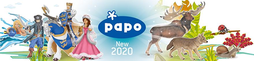 papo 2020 nieuw