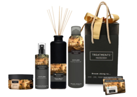 Treatments Giftbox Body &fragrance  Sticks ceylon