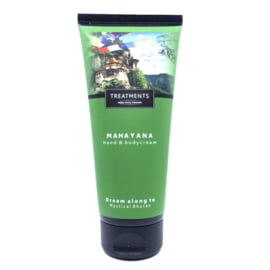 Treatments  Hand & Bodycream Mahayana