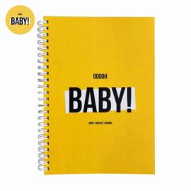 Studio stationery Ooooh baby dagboek