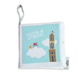 Zacht babyboekje Utrecht