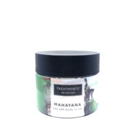 Treatments  Sea salt body scrub Mahayana