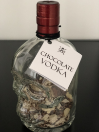 Chocolate vodka