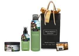 Treatments Giftbox body & scrub Mahayana