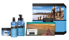 Treatments  Cadeaubox Uyuni incl 2 sauna entreevouchers