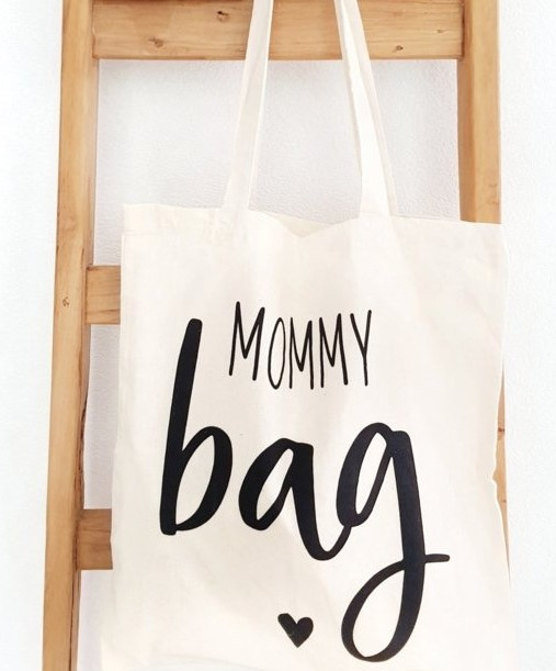 MIV Mommybag  wit.