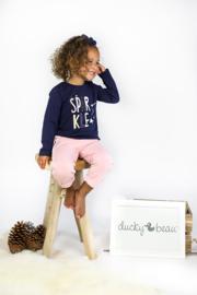 Ducky Beau roze broek
