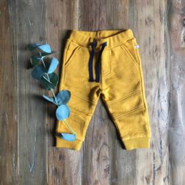 Ducky Beau gele broek