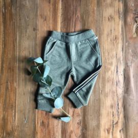 Ducky Beau groene broek