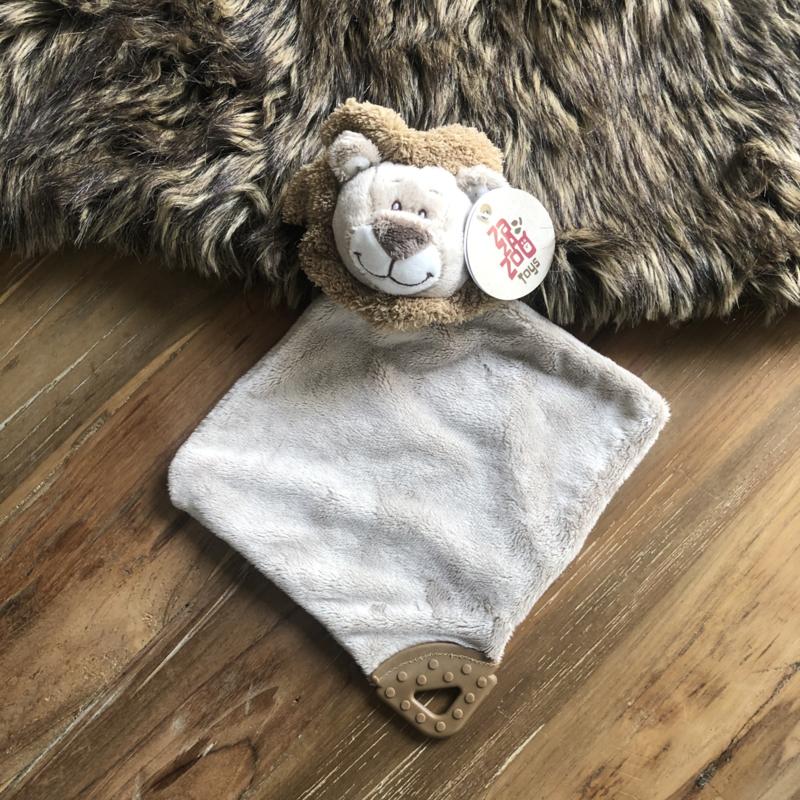 Knuffeldoek Leeuw