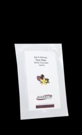 "Face Mask sachets "" White Chocolat&Vanilla"" 15ml"