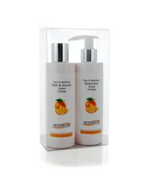 "Spa & Wellness Bodylotion/Bath&Shower ""Sweet Orange""200ml"