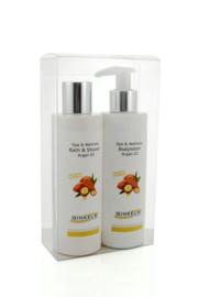 """Spa & Wellness Bodylotion/Bath&Shower """"Argan Oil & Rose Maroc"""" 200ml"""