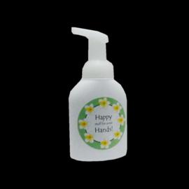 "Foaming Handsoap ""Frangipani"" 250ml (Groen)"