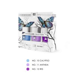 "Moyra Nail Polish Gift Set ""Dreamland"" 3x7ml"