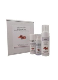 """Face Care for Men """"@Home Box"""""""