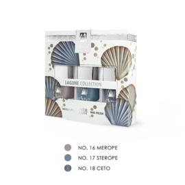"Moyra Nail Polish Gift Set ""Lagune""  3x7ml"